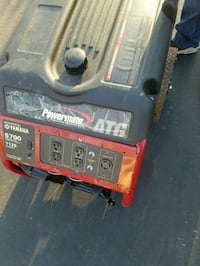 red and black portable generator Bethesda, 20894