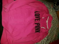 pink and black Pink by Victoria's Secret sweater Brownsville