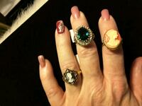 3 Rings 3 Prices All New 29$-38$ Ladson, 29456