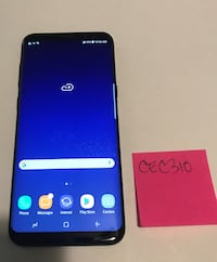 Samsung S8 Plus G955 Factory Unlocked Fords, 08832