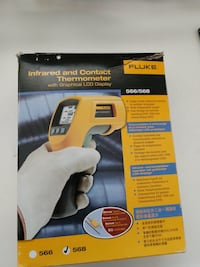 Fluke Infrared & Contact Thermometer Munster