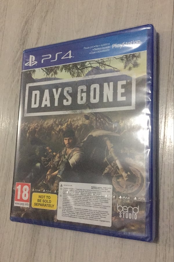 PS4 DAYS GONE SIFIR ÜRÜN 2963f2ee-2ae2-456c-8e4e-fe5a0b9926aa