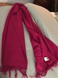 Aritzia Wilfred Wool Scarf Surrey