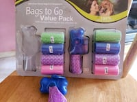 Biodegradable scoop bags w/ 2 dispensers  Hedgesville, 25427