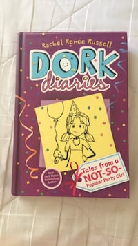 Dork Diaries Book 2  Frederick, 21703