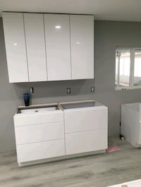 CABINETS installed Las Vegas