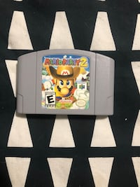 Nintendo N64 Game Mario Party 2 Brantford, N3R 2E3