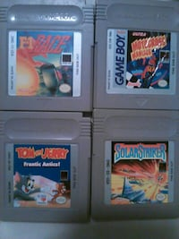 Original Gameboy games Glen Burnie, 21060