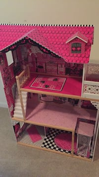 my size doll house Sterling, 20164