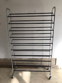 Shoe rack stand with 10 racks Germantown, 20876