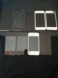 iPhones and other smartphones**FOR PARTS**