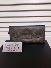 Authentic Louis Vuitton Emilie Wallet Toronto, M2N 1X9