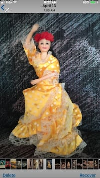 Dancing Doll Never Used From Spain Toronto, M4A 1T7