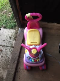 Small child push hide on toy Levittown, 11756