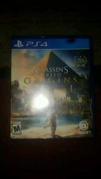 Sony PS4 Assassin's Creed Unity game case Hewitt, 76643