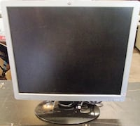 HP Compaq 19 inch Flat Screen Computer Monitor  $20 Cash Only Pickup Only Mount Airy, MD. 21771 Mount Airy