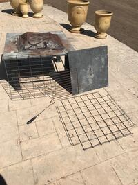 Outdoor fire pit and grill Los Angeles, 90077