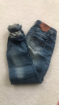 Rerock by Express legging fit Denim jeans Centreville, 20120