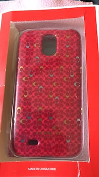 Brand new Coach phone case -size ? Lorton, 22079