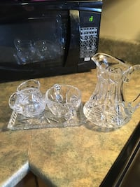 Crystal set price $15 Laval, H7W