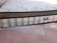 Queen mattress 200 Box 30  delivery 30 very c Edmonton, T5W 5E9