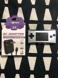 GameBoy Micro & Charger