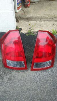 2006 Chrysler 300 tail lights.  Washington, 20019