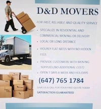 Office moving Mississauga