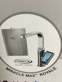 Alkaline water machine ( brand new )