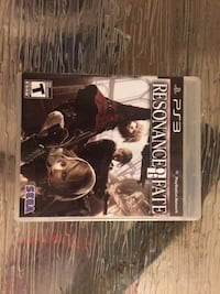 Resonance of Fate PS3 Longueuil, J4K 4S3