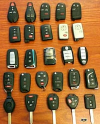automotive keys and remotes Fairfax