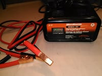 Battery charger w/ Jumper cables Maple Ridge, V2X 6G3