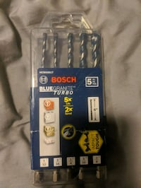 Bosch BlueGranite Turbo Carbide Hammer Drill Bits Anchorage, 99507