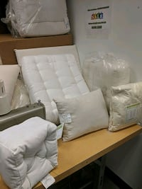 Cotton covers and cushions