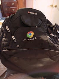 CHROMEBOOK BACKPACK BLACK Carrollton, 75007
