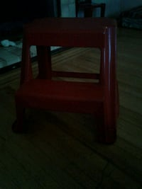 Step up stool or chair