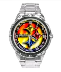 WATCH>>> new STEELERS watch 262 mi