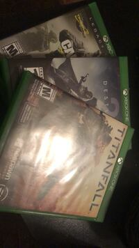 Used and new xbox one in Beaumont - letgo