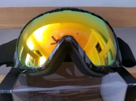 Anon. goggles, skiing, snowboarding, snow, winter, mountain