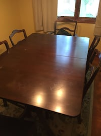 Dining room table with 6 chairs with china cabinet and sideboard  Shakopee, 55379
