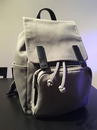 EVERLANE Grey/ Black Backpack in Ideal Condition! Barely used! Montréal, H1V 2H5