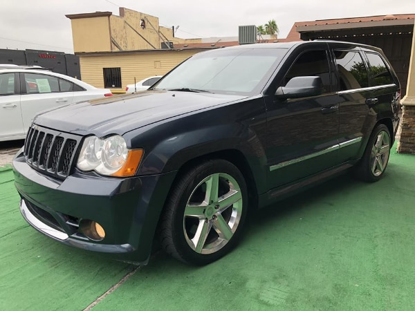 Used 2008 Jeep Grand Cherokee Srt8 For Sale In Mcallen Letgo