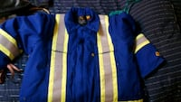 PIONEER HI-VIS FIRE RESISTANT COTTON SAFETY COVERA Calgary, T2T 3Y6
