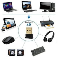 Bluetooth USB V4.0 3.0 Wireless  514$655$4028 TEXTO Montreal, H2C 2G4