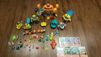 assorted color plastic toy lot Surrey, V3S 4N2