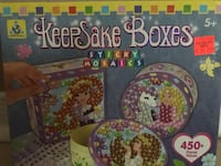 Games Toys Crafts for Children Make Keepsake Boxes Pottery Toronto, M1K 2B8