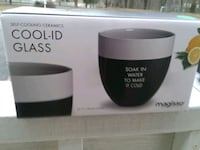 2 Magisso self cooling ceramic glasses new Burtonsville, 20866