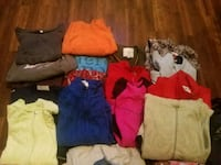 toddler's assorted clothes 1489 mi