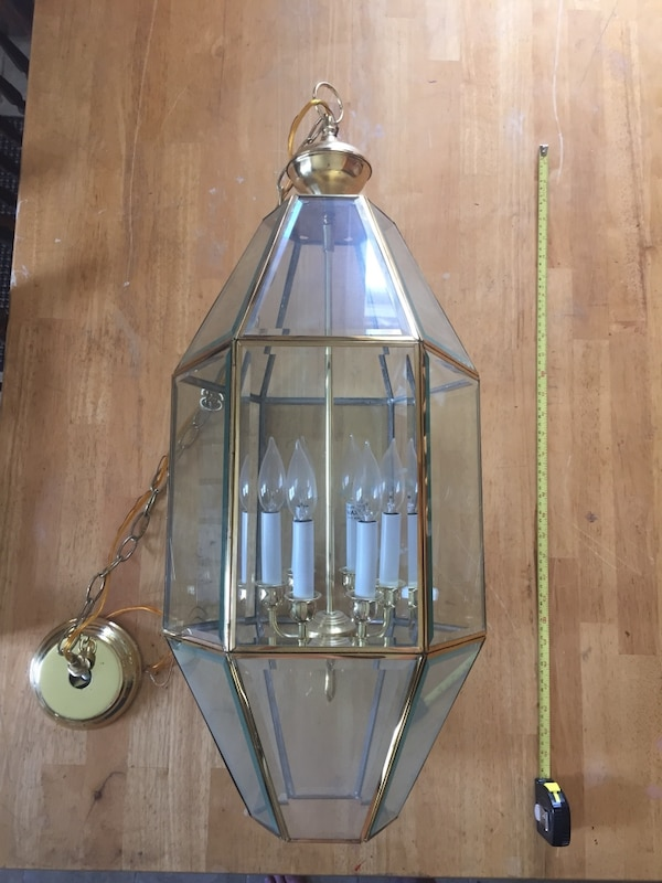 Glass Hanging Light 2673acfe-eb5c-4667-8023-544f731efaec