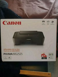 Canon Pixma desktop printer box Toronto, M5T 1Y2